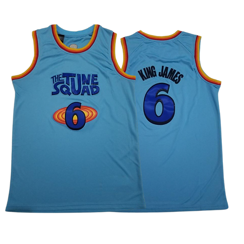 Youth LeBron X Tune Squad Alternate Jersey