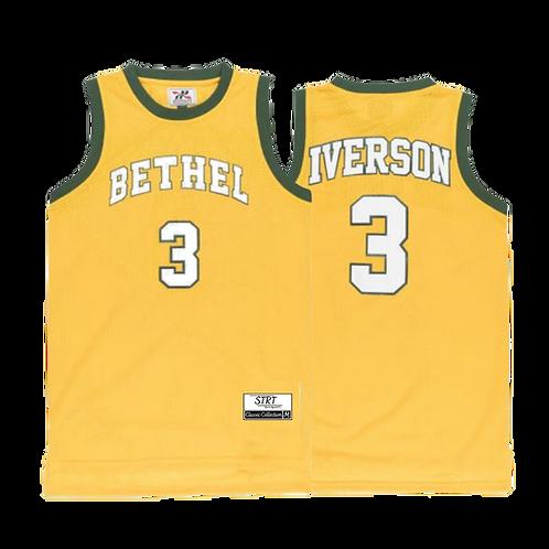 Iverson Bethel High School jersey