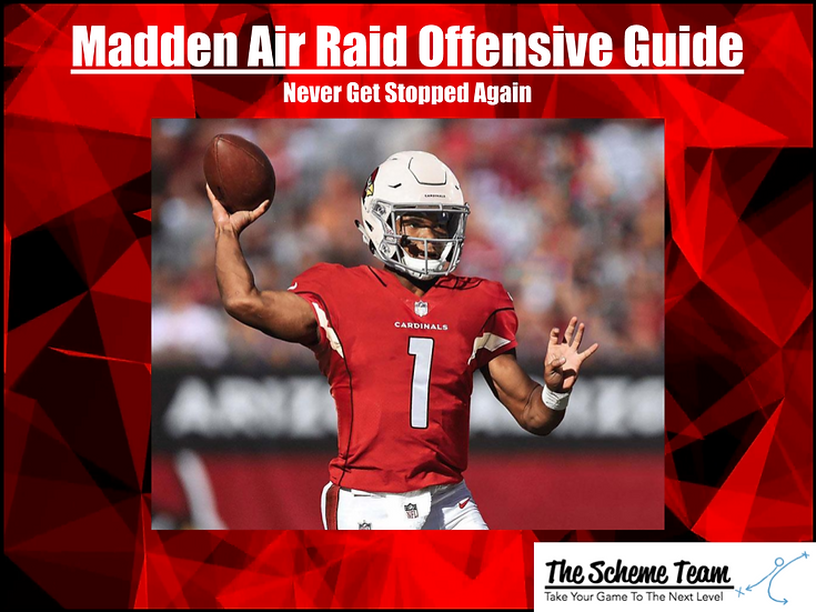 Air Raid Offensive Scheme - M20