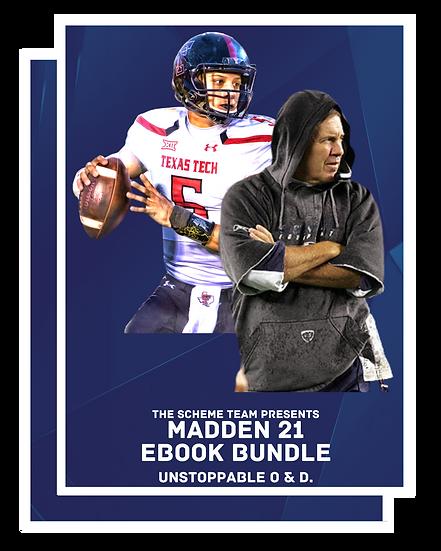 Madden 21 eBook Bundle