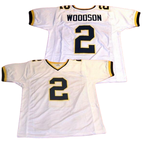 Charles Woodson '1997 College Jersey