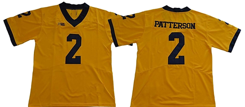 Shea Patterson College Jersey