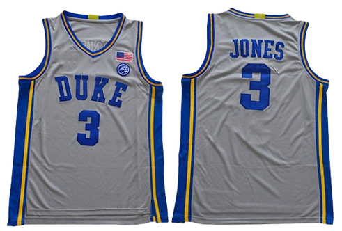 Tre Jones College Jersey