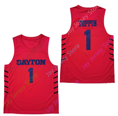 Obi Toppin College Jersey