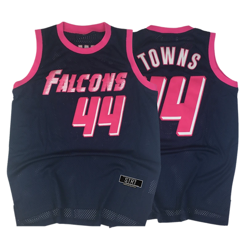 Karl Anthony Towns High School Jersey