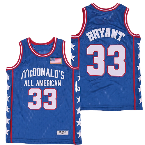 Youth Kobe MD's All American Jersey