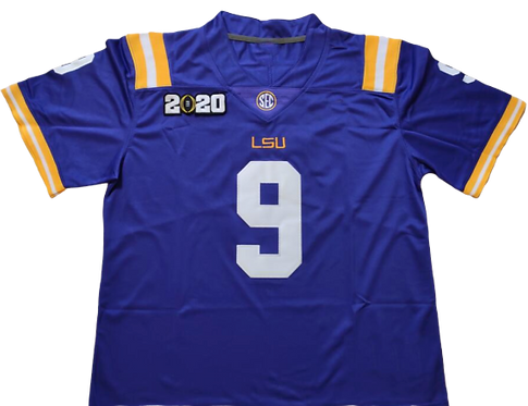 Joe Burrow College Jersey