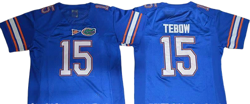 Tim Tebow '2008 Florida College Jersey