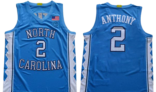 Cole Anthony College Jersey