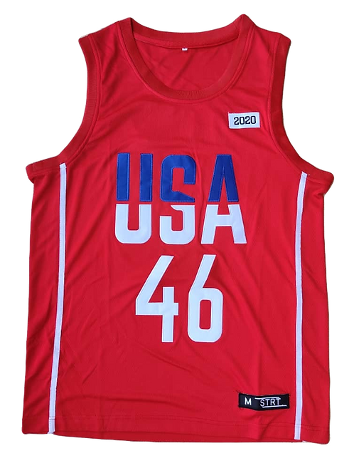 Youth Donald Trump 2020 Jersey Presidential Edition