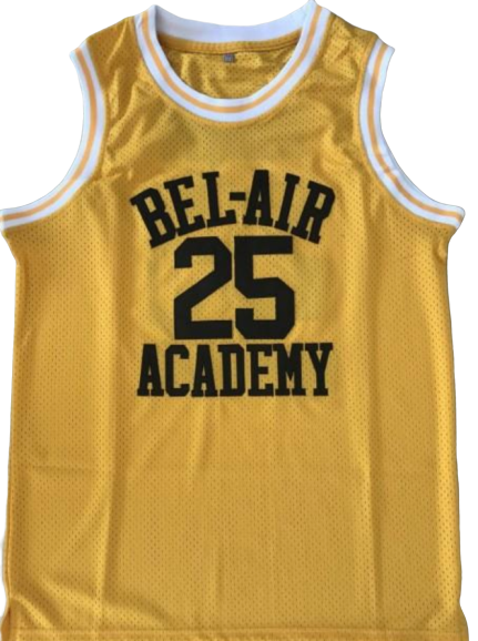 Carlton Banks Bel Air High School Jersey