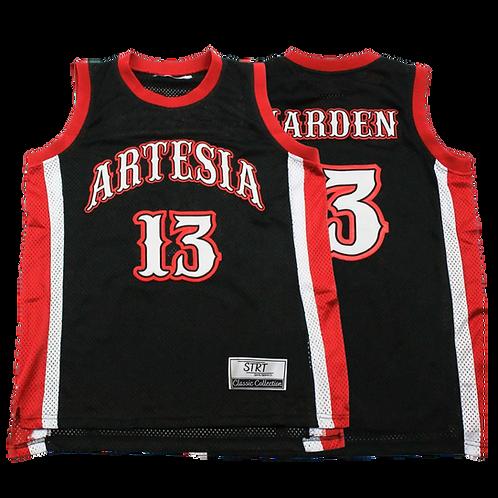 Retro Harden Artesia High School Jersey