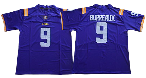Joe Burreaux College Jersey