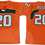Thumbnail: Ed Reed '2001 Miami College Jersey