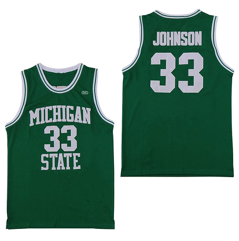 Magic Johnson '1979 College Jersey