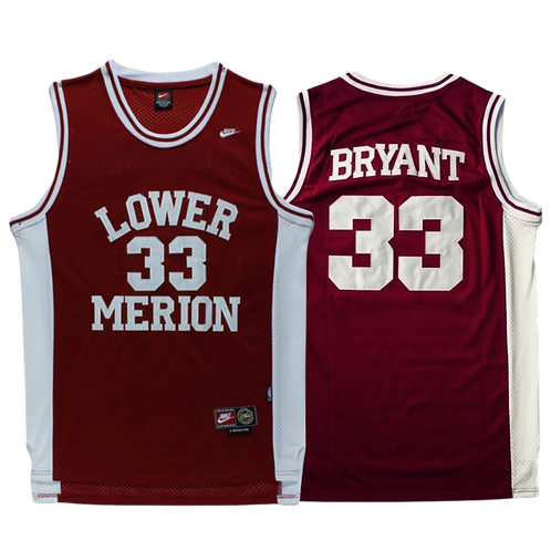 Youth Kobe Lower Merion High Jersey