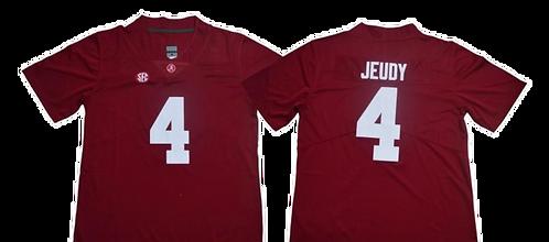 Jerry Jeudy College Jersey