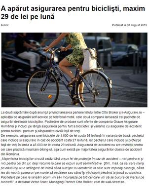 Press Release Example on bzb.ro
