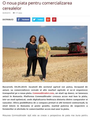 Press Release on Agropress