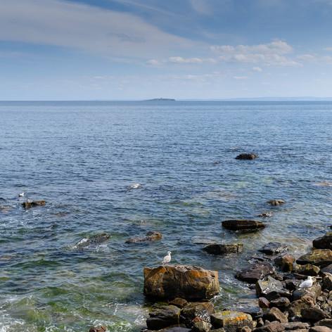 crail shore footpath