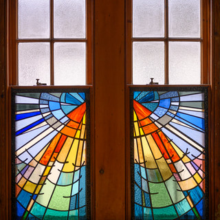 local stained glass