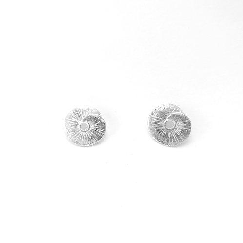 Boucles d'oreilles Mugel - Argent 925