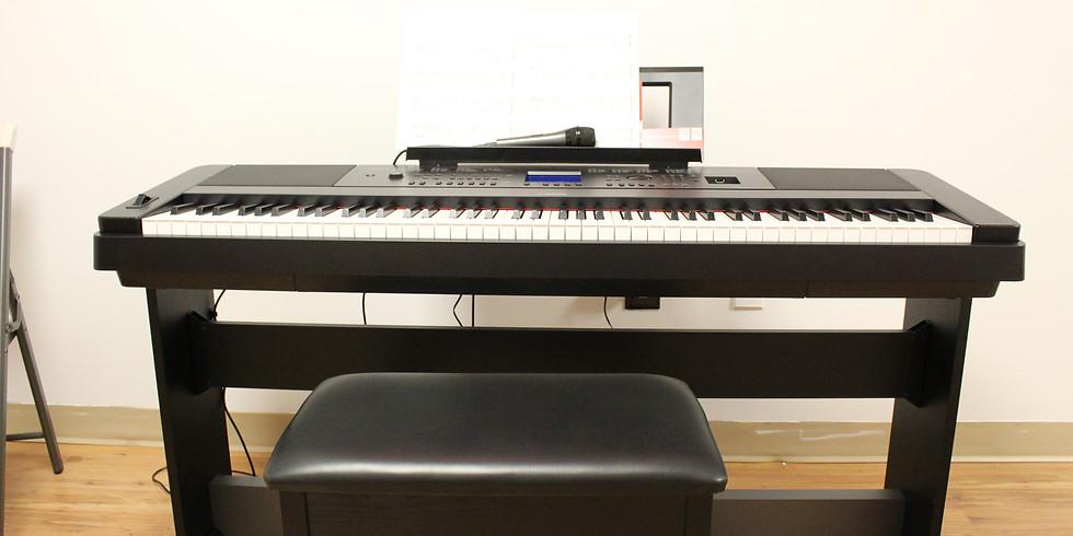 1st Piano Recital