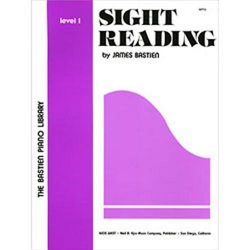 Sight Reading Level 1