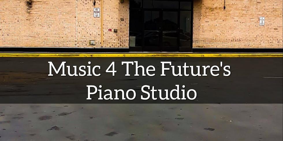 Piano Studio Reopening Update