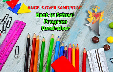 Back to school fundraiser image for webs