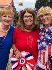 Marcia, Cathy, Carolyn