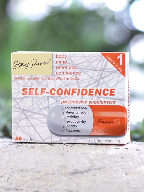 Self-Confidence pakovanje za 30 dana