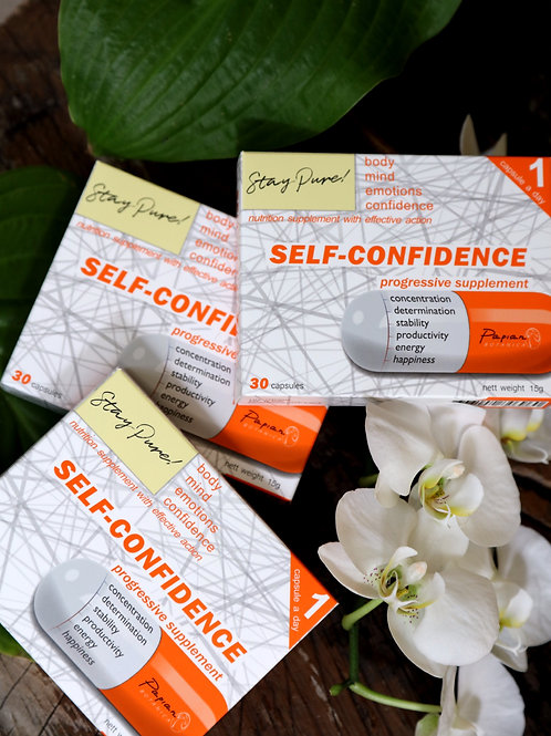 Self-Confidence paket za 90 dana
