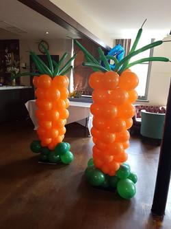 Peter Rabbit carrot