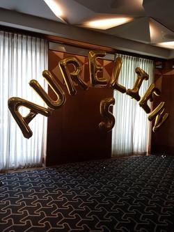Large Letter Arch Auralien