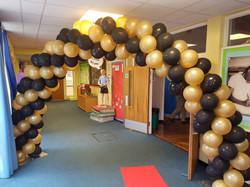 School Prom Oscar theme