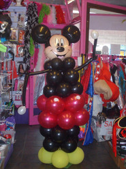 Mickey Mouse Tower