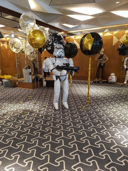 Storm Trooper AIr walker