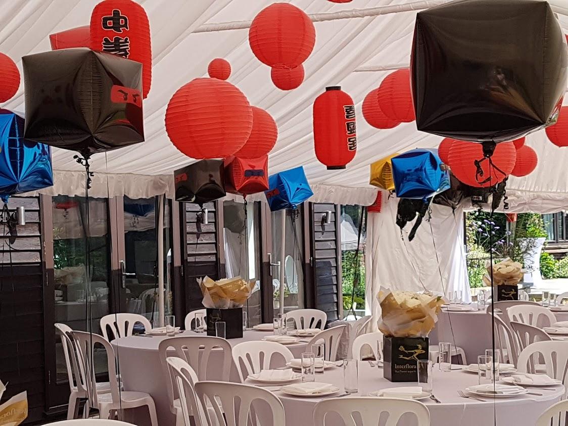Ninja balloons