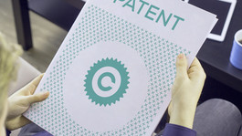 New Patent Granted!