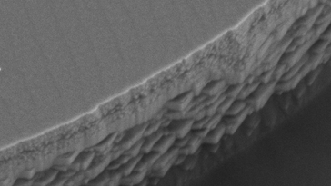 Novel GaN surface treatment to boost microLED efficiency