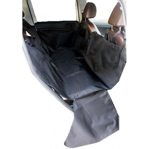 Автомобильный гамак с бортами защиты дверей, однослойный, 145*145*45см