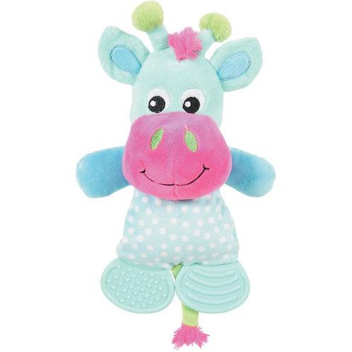 Корова с лапками, мягкая игрушка для собак, 22 см