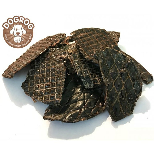 Печень сушёная говяжья, 100 гр.