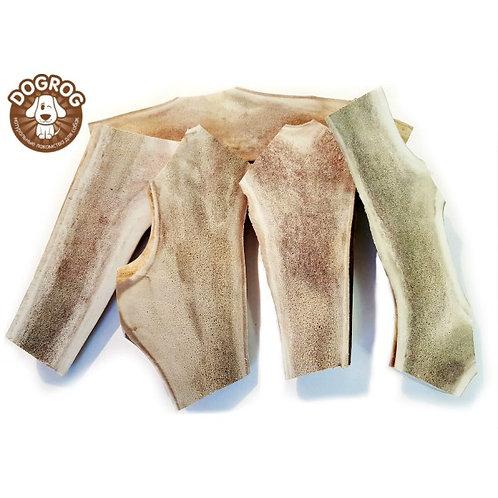 Сплит рога северного оленя (распиленные вдоль) для собак, 100 гр.