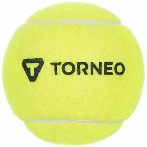 Мяч теннисный, для собак, 65 мм