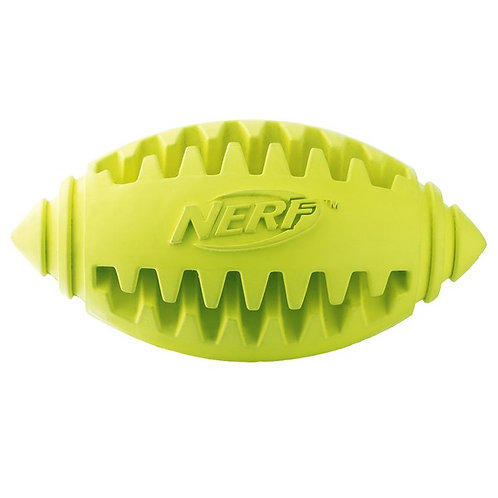 Мяч для регби рифленый, NERF, 80мм