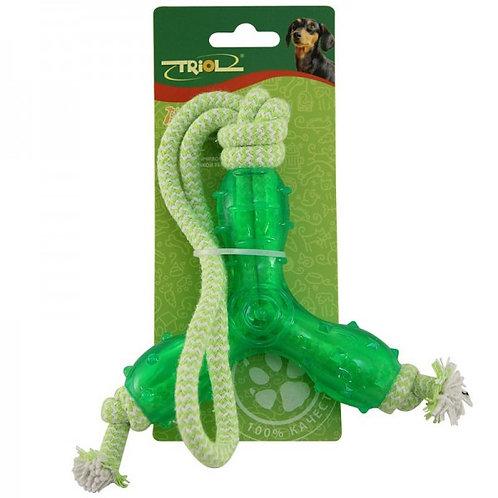 Звезда с веревкой, игрушка для собак, 270*270*18 мм