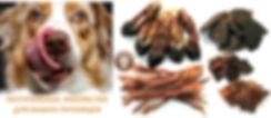 Широкий ассортимент Интернет-магазин Dogrog предлагает широкий выбор натуральных лакомств для собак, которые отлично подойдут для дрессировки и поощрения собаки, позволят вам радовать собаку ароматным и вкусным дополнением к основному рациону. Натуральные лакомства хорошо влияют на состояние десен, зубов, ротовой полости, стимулируют улучшение аппетита. С Заботой, от Догрог