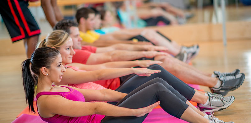 Classe di ginnastica